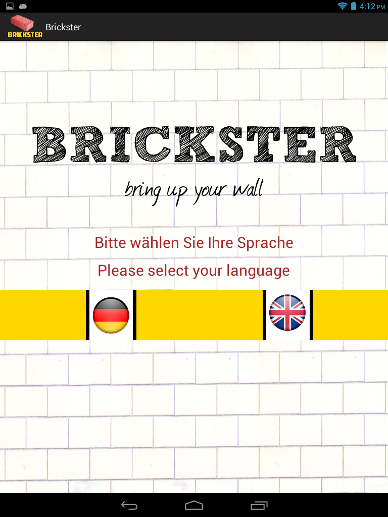 Brickster - Brick laying app